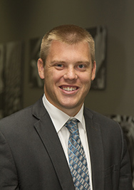 Jared Roberts, Assistant Manager, Dealer Services